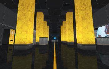 Карта Diabolus Ex переносит игру Deus Ex: Human Revolution в Doom 2