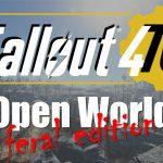 Мод для Fallout 4 добавит падающие бомбы для создания атмосферы Fallout 76