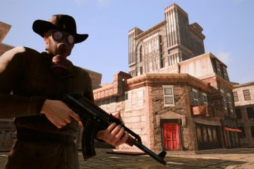 Fallout New Empiria – новый мод для Fallout 4