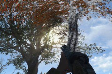 Мод для Fallout 4 превращает ваш дробовик в орудие ландшафтного дизайна