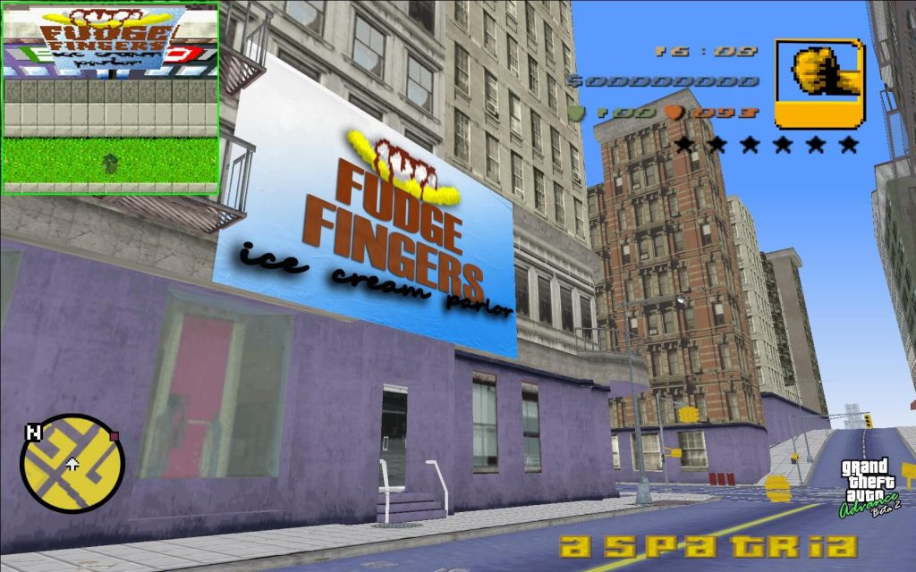 Мод для Grand Theft Auto 3 переносит GTA с Game Boy Advance