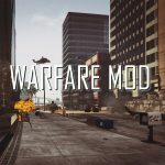 Мод Warfare для GTA 5 добавляет военные схватки 20v20
