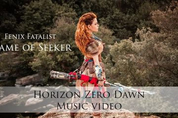 Horizon Zero Dawn музыкальное видео