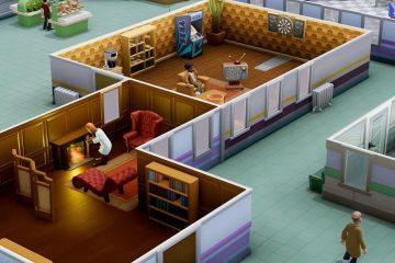 Игру Two Point Hospital ждет нашествие призраков, и пациентов, считающих себя рок-звездами
