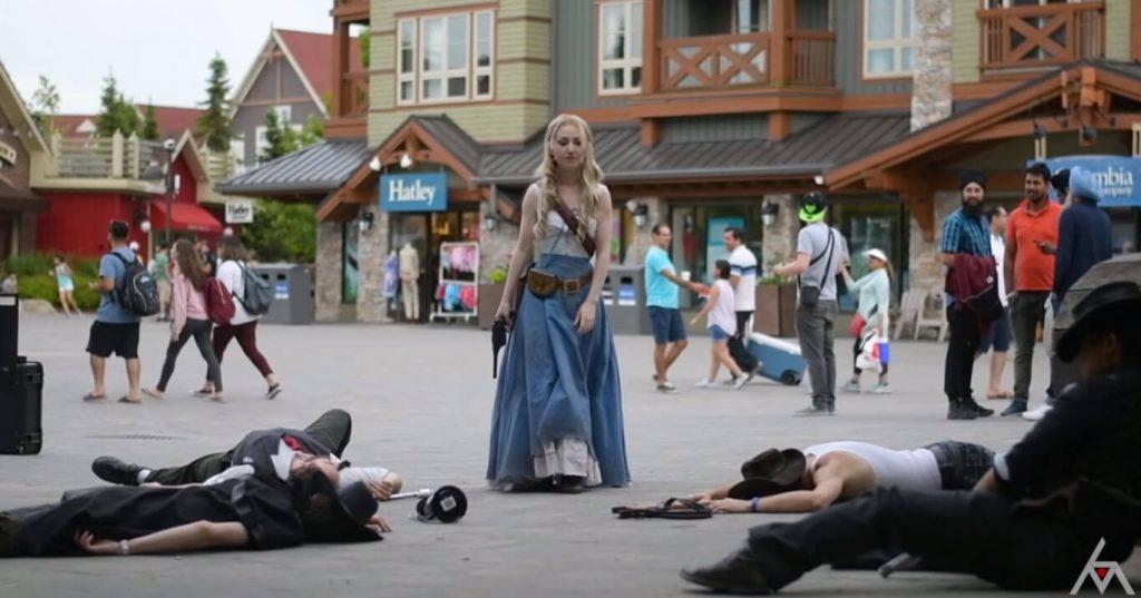 Канадское шоу косплея показывает как нужно веселиться