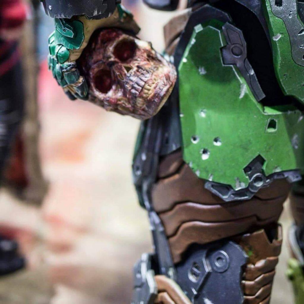 Косплей Doom - то что надо