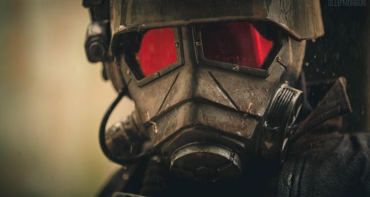 Косплей Fallout от cosplay_scp048