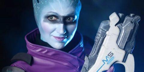 Косплей Mass Effect: Andromeda получает свой выход