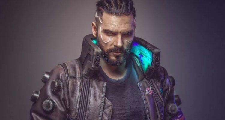 Косплей на Cyberpunk 2077 уже здесь