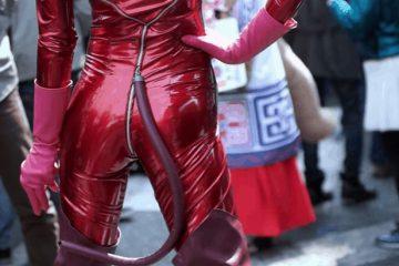 Косплей в Осаке крадет сердца