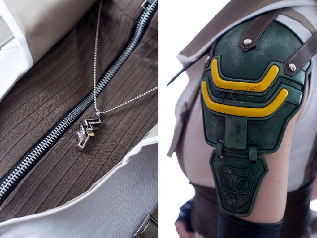 Косплейщик засиял в костюме Final Fantasy XIII