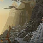 Локация из Dark Souls воссоздана в LEGO Worlds