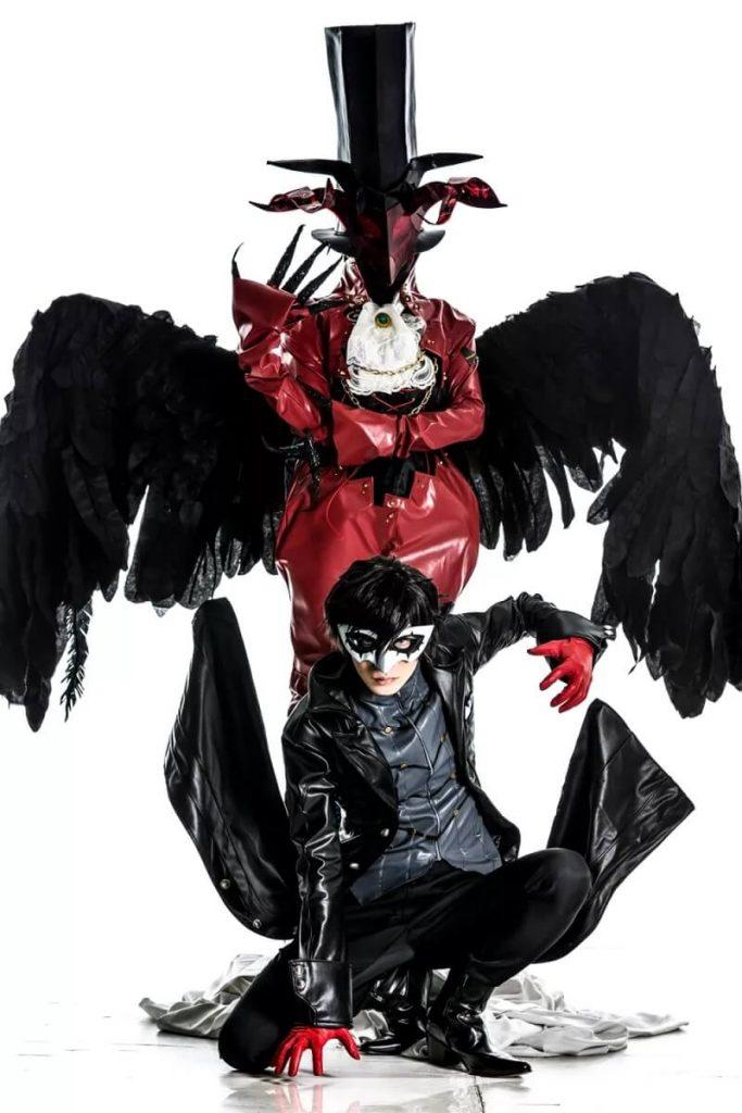 Лучший косплей Persona 5