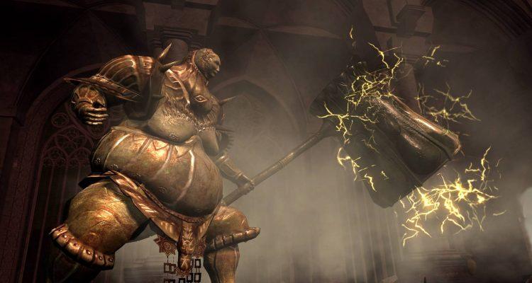 Мод для Dark Souls на играбельных боссов добавил возможность играть за Палача Смоуга