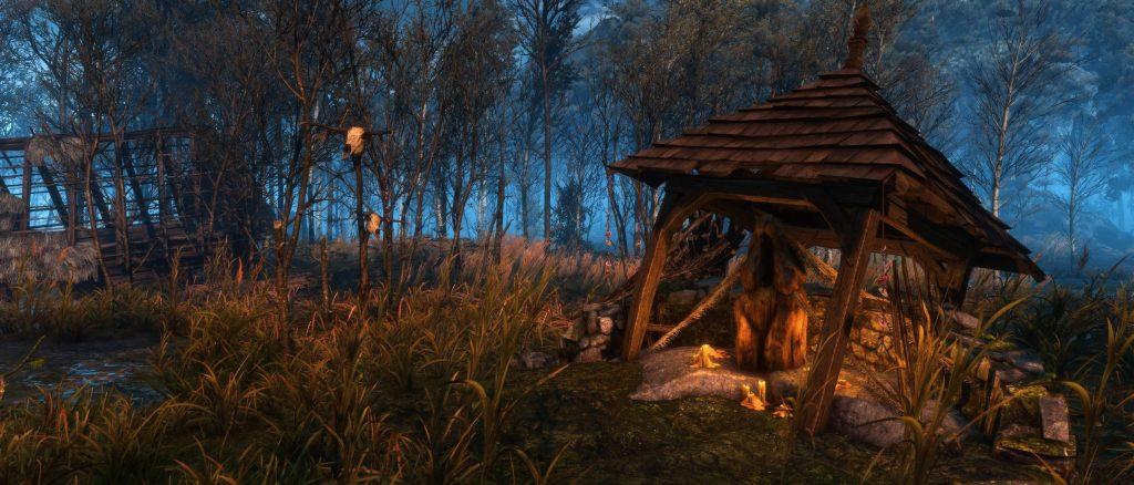 Мод Enhanced Reshade для Ведьмака 3 – ошеломителен