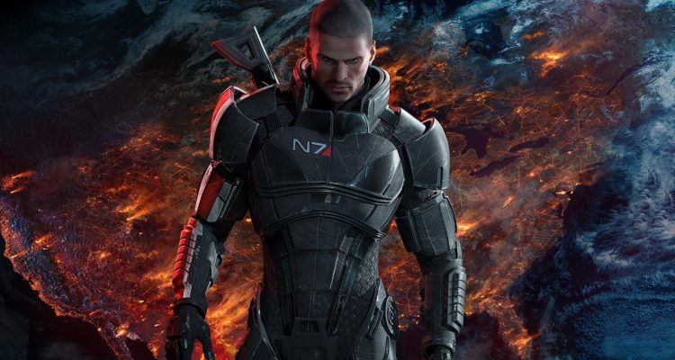 Мод Mass Effect 3 Field of View