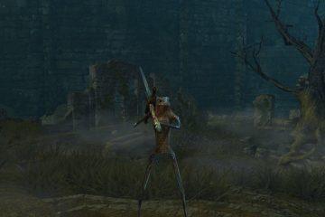 Моддер нашел способ играть в Dark Souls за Кристальную ящерку