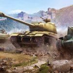 Обновление World of Tanks 1.0