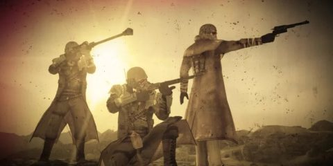 Полицейские приняли косплей Fallout за бомбу