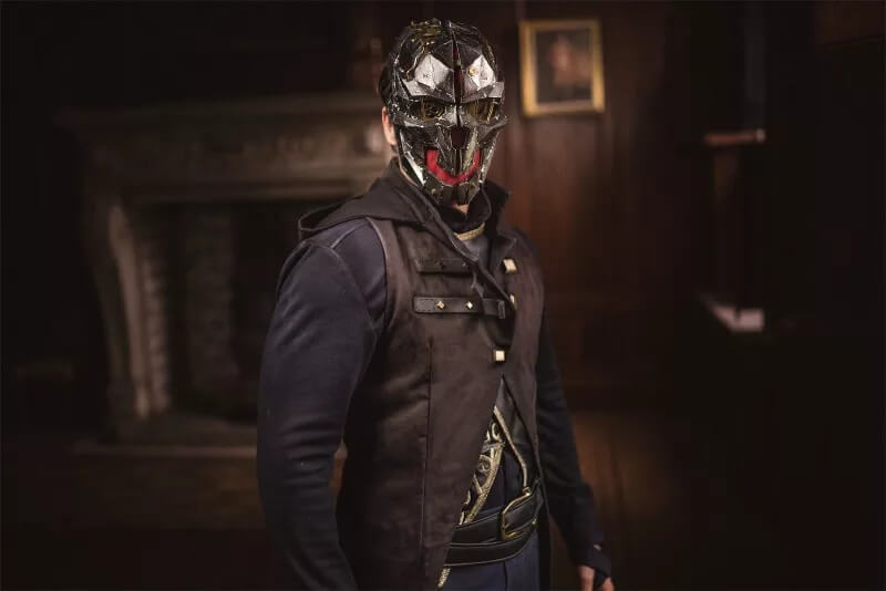 Потрясающий косплей Dishonored 2