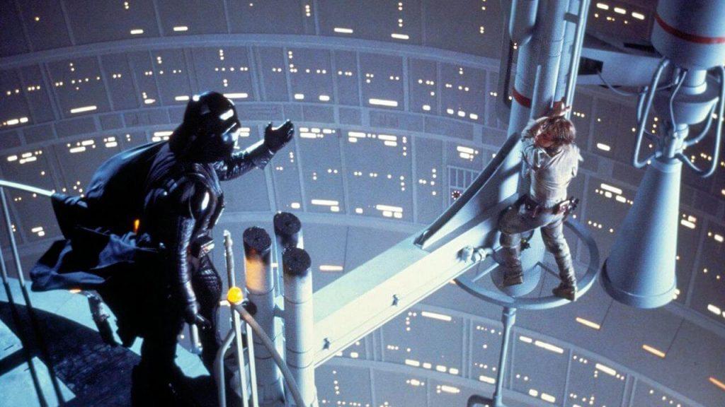 Империя наносит ответный удар (1980)