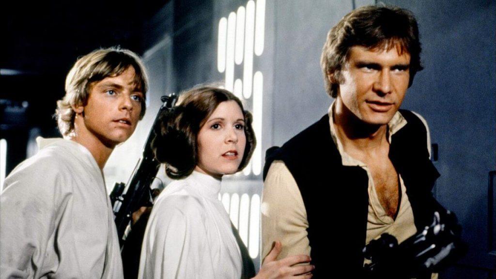 Новая надежда (1977)