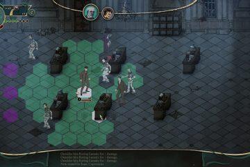 Stygian: Reign of the Old Ones - классическая RPG в мире Лавкрафта