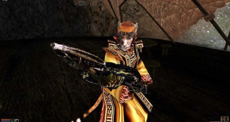 The Elder Scrolls III: Morrowind получает хардкорный режим сложности