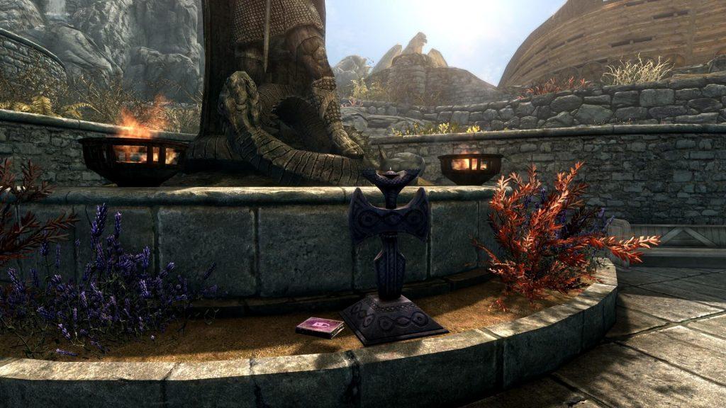 Мод Strength of the Gods для Skyrim отправляет врагов в полет с уморительными результатами