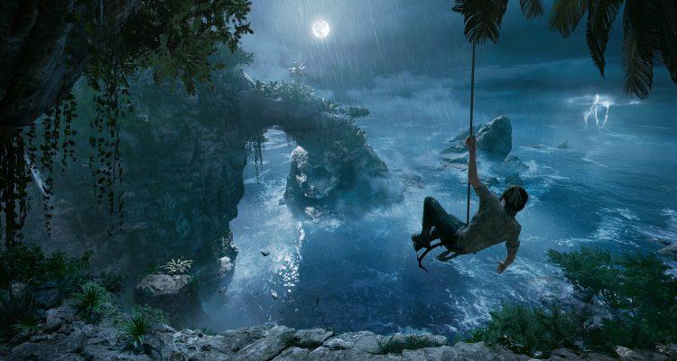 В презентации игры Tomb Raider показаны новые способности Лары