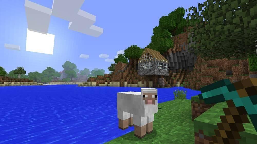 Воображайте и создавайте свои собственные миры в Minecraft