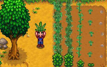Выращивайте травку с модом Stradew Valley