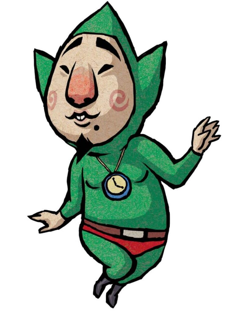 Tingle (Legend of Zelda series)