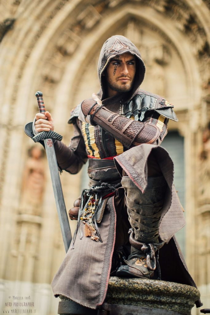 Assassin's Creed: The Movie косплей