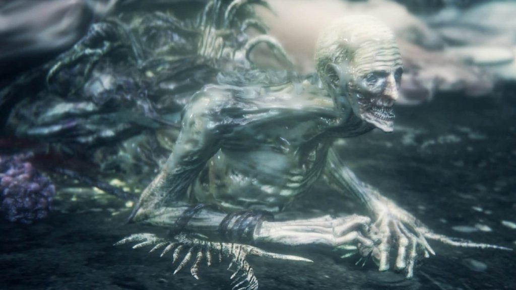 Orphan of Kos – Bloodborne: The Old Hunters DLC – 2015