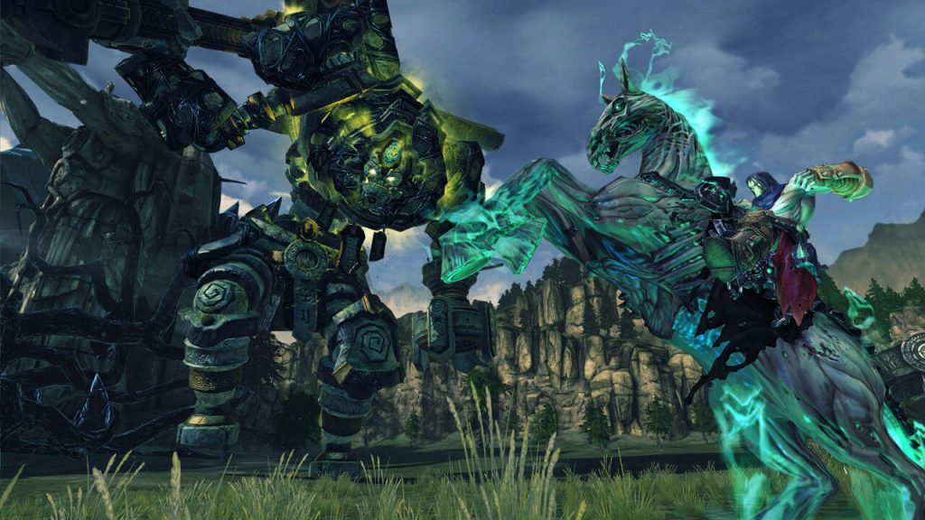 The Guardian – Darksiders 2 – 2012