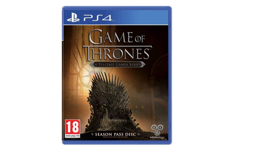 Официальная игра по Игре престолов для PS4, Xbox One и ПК