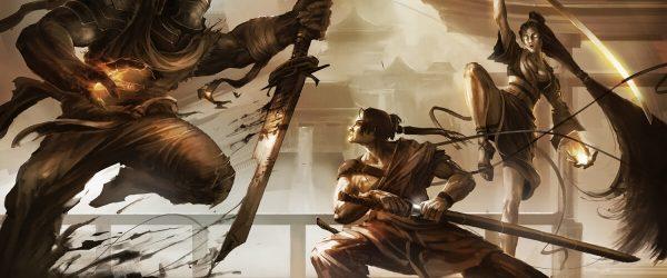 Топ 15 удивительных игр о самураях и ниндзя