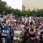Битва за Азерот штурмует г. Тайпей на Тайване