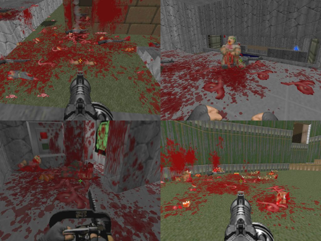 Новое обновление Brutal Doom