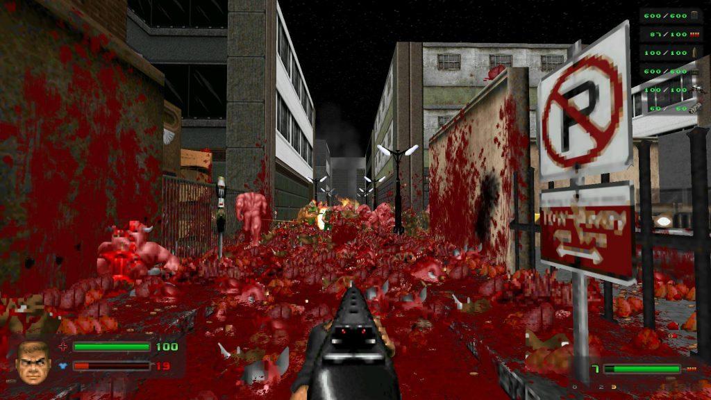 Новое обновление Brutal Doom – мод «почти готов»