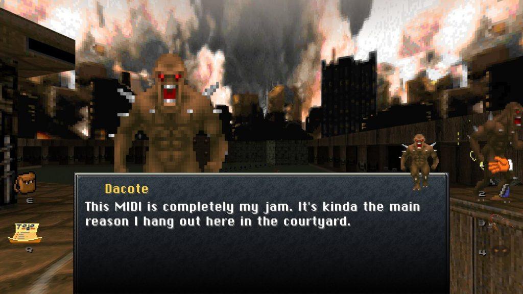 Помогите демонам смириться с их дерьмовыми работами в моде для Doom – 'Mr.Fiendly'