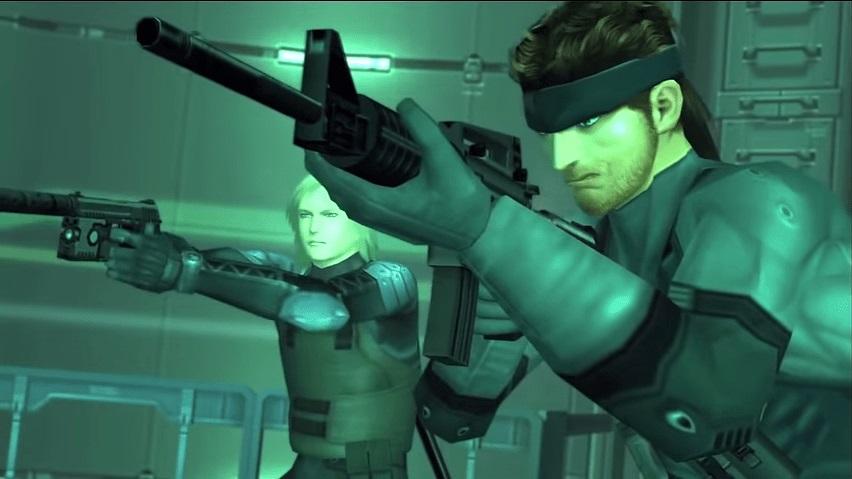 Попробовать выстрелить в Солида Снейка (Metal Gear Solid 2)