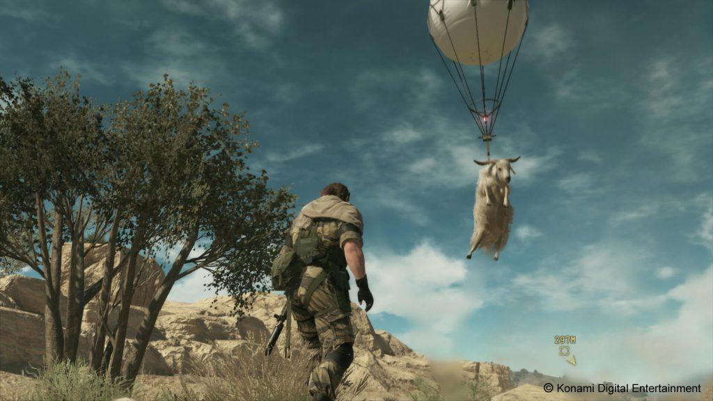 Фултон (Metal Gear Solid 5)