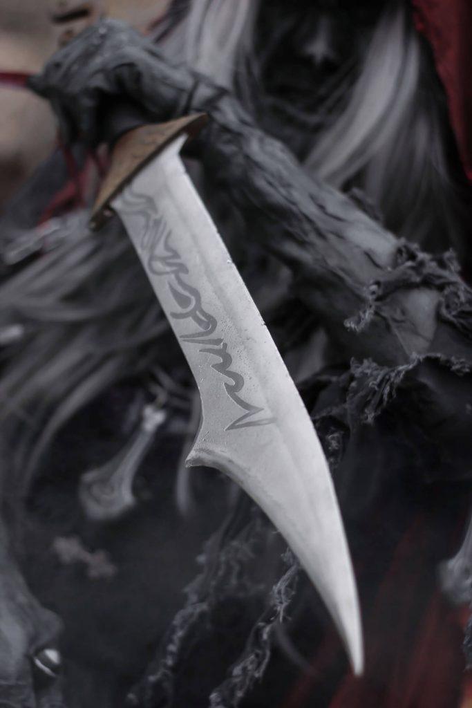 Eww, косплей на Bloodborne