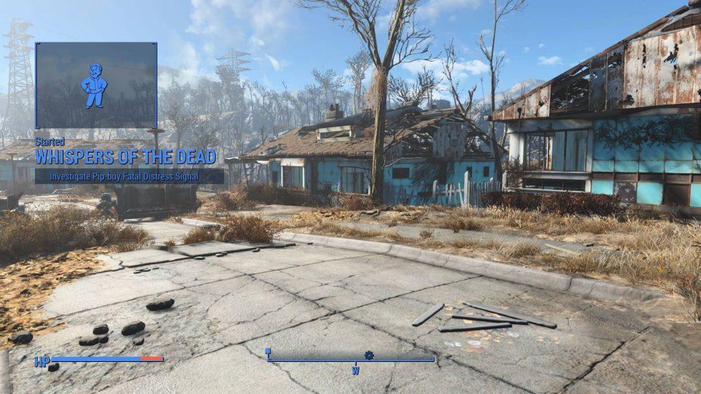 Мод для Fallout 4 дает шанс вернуть свои вещи после смерти