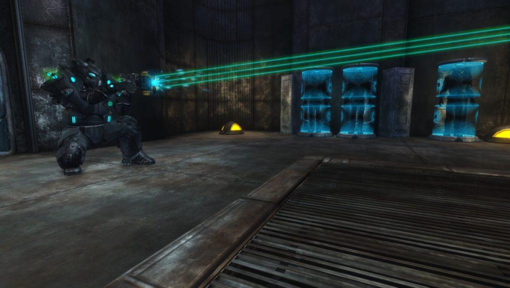Мод добавляет плазменный резак из Dead Space в Fallout: New Vegas