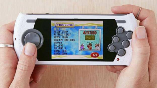 Sega Ultimate Portable Game Player