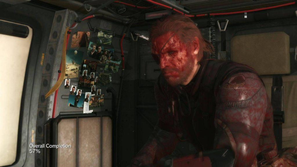 Демонические очки – Metal Gear Solid 5: The Phantom Pain