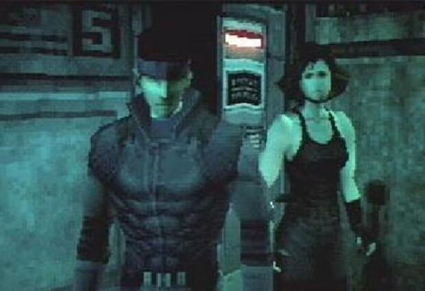 Наслаждение убийствами – Metal Gear Solid